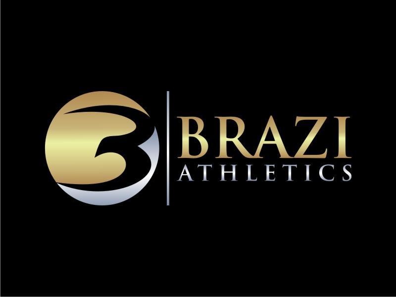 Brazi Athletics logo design by rief