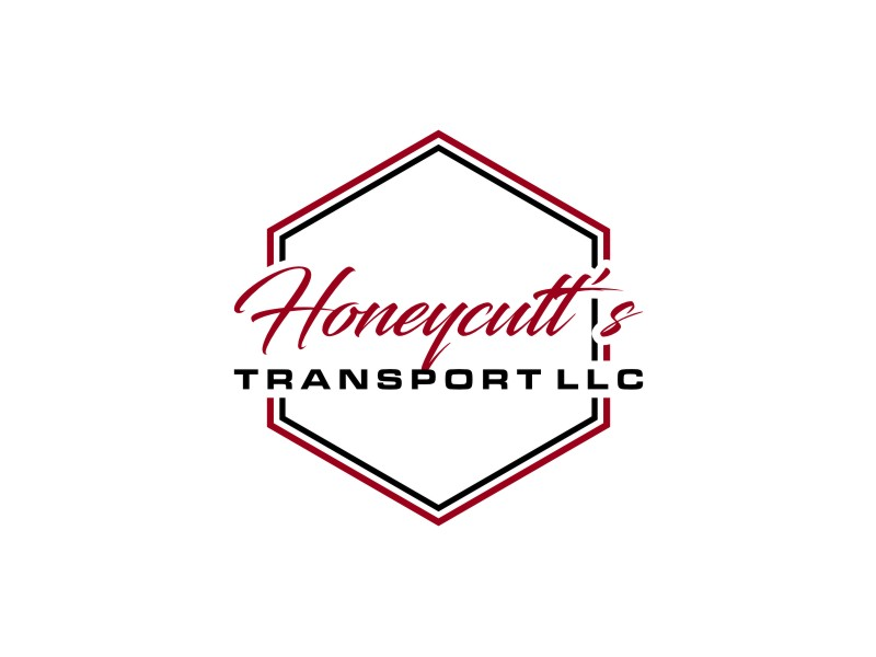 Honeycutt's Transport LLC logo design by Gravity