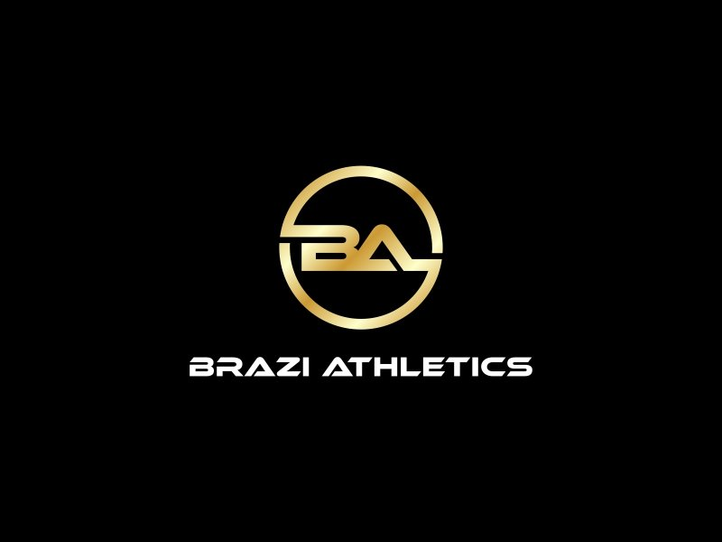 Brazi Athletics logo design by IrvanB