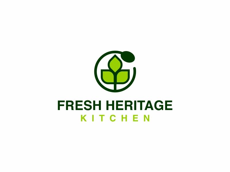 Fresh Heritage Kitchen logo design by Alfatih05