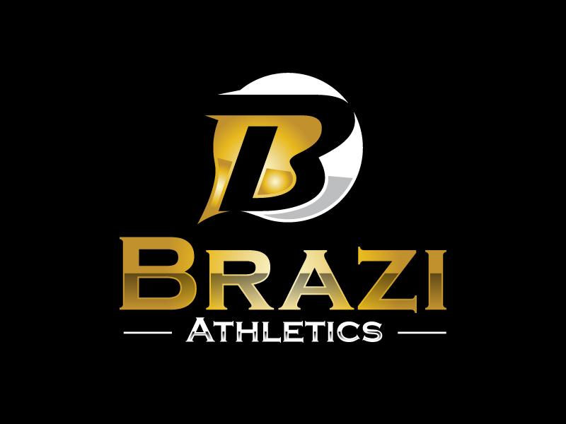 Brazi Athletics logo design by karjen