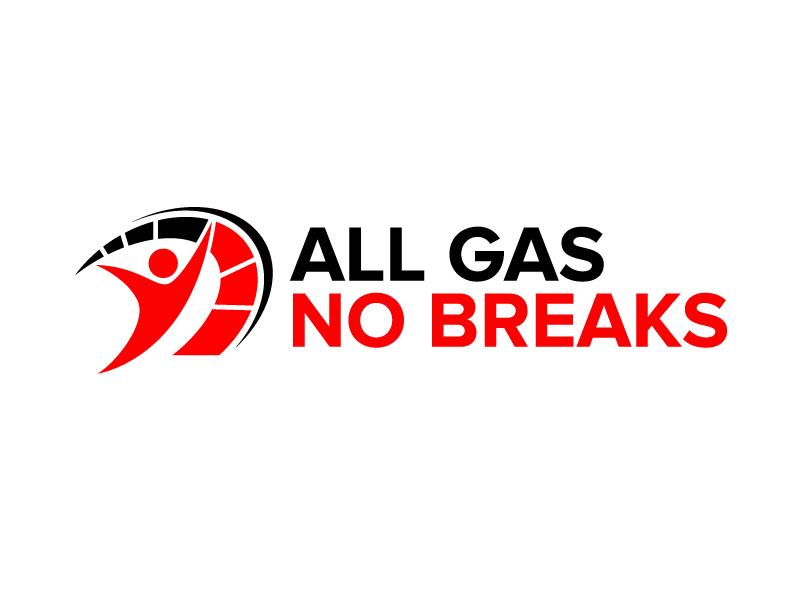 All Gas No Breaks logo design by jaize