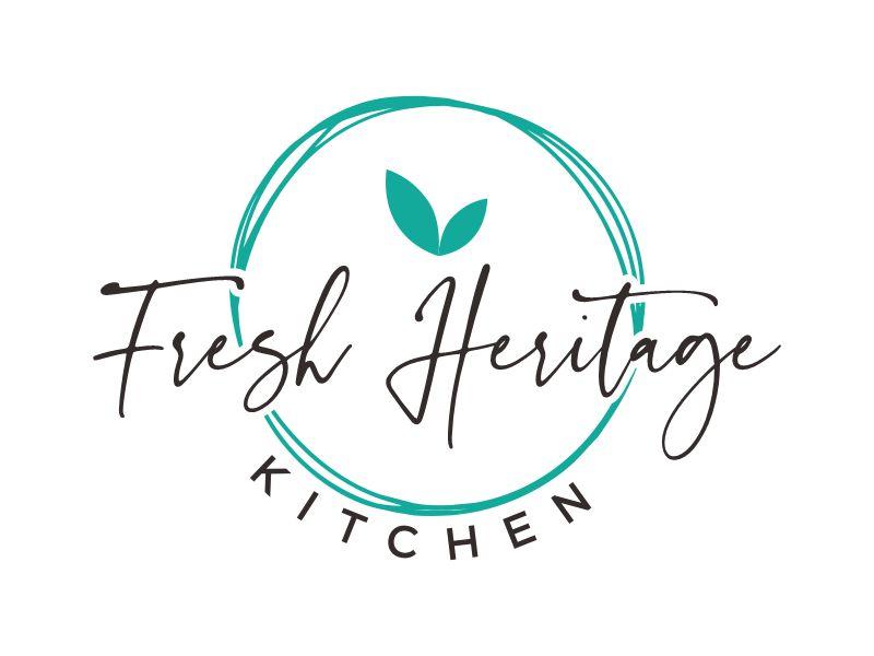 Fresh Heritage Kitchen logo design by Gwerth