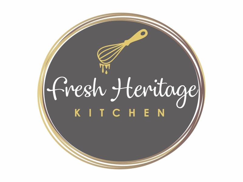 Fresh Heritage Kitchen logo design by Greenlight