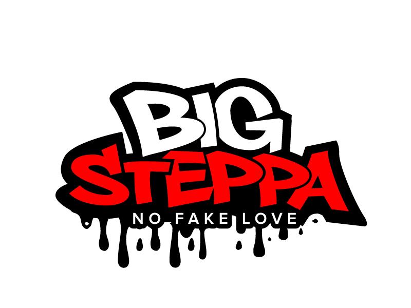 Big Steppa logo design by jaize