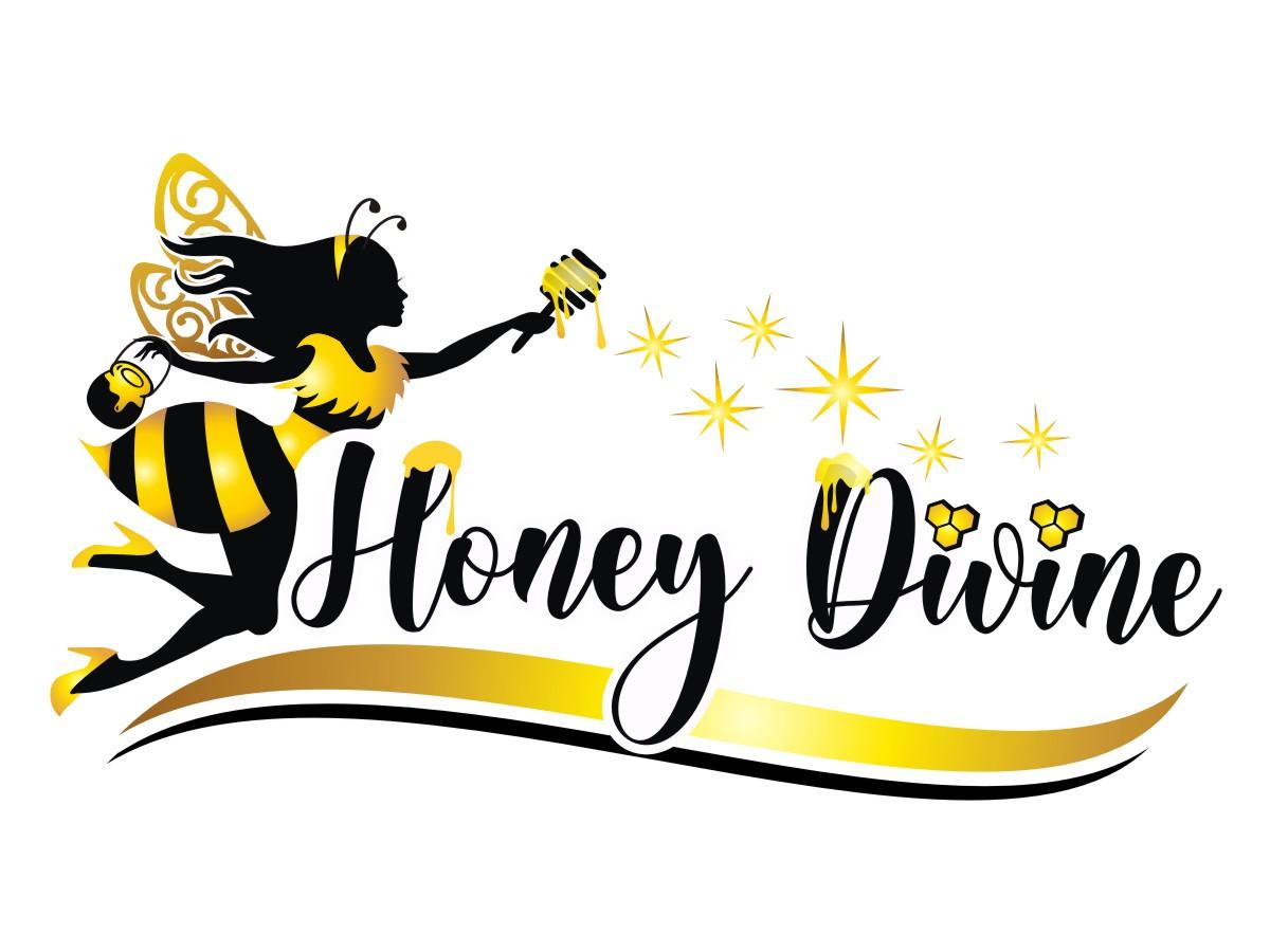 Honey Divine logo design by coco