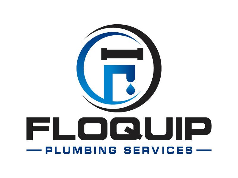 Floquip Logo Design