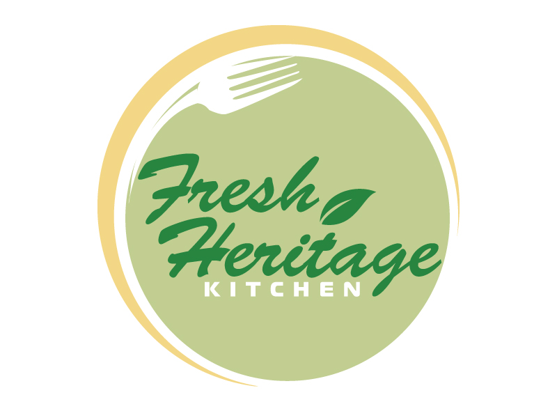 Fresh Heritage Kitchen logo design by webmall