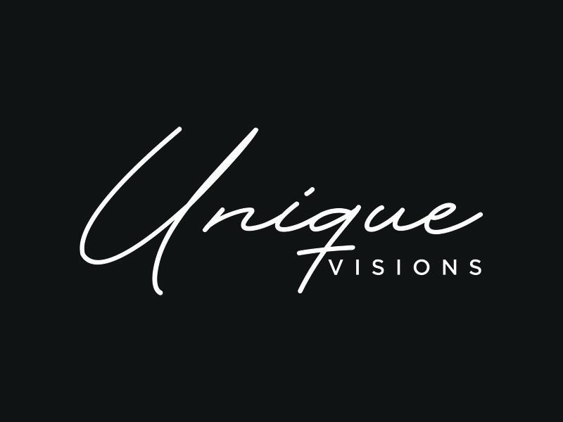 Unique Visions logo design by ozenkgraphic