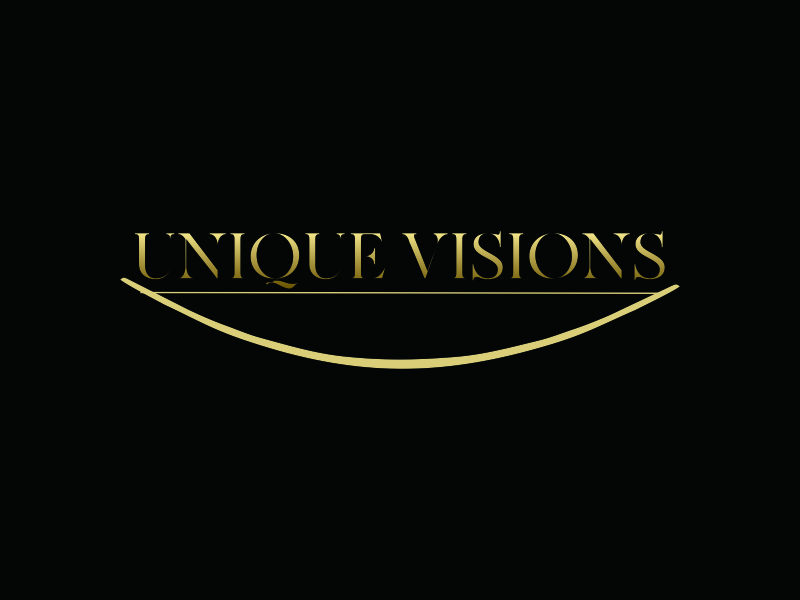 Unique Visions logo design by Greenlight
