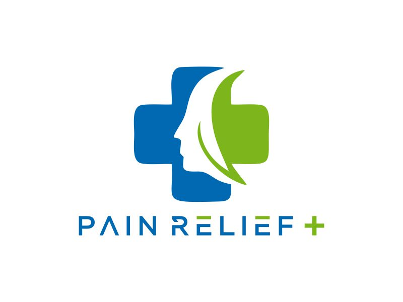 Pain Relief Plus logo design by Gwerth