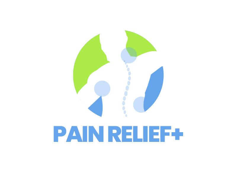 Pain Relief Plus logo design by kunejo