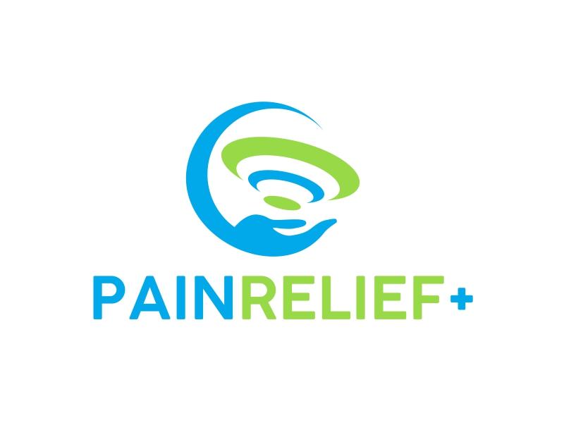 Pain Relief Plus logo design by serprimero