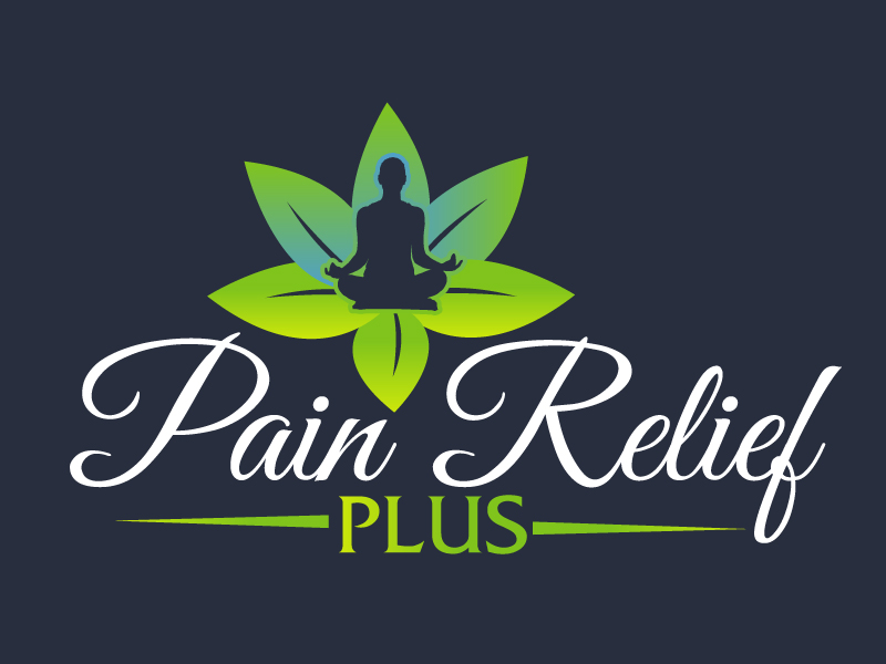 Pain Relief Plus logo design by ElonStark