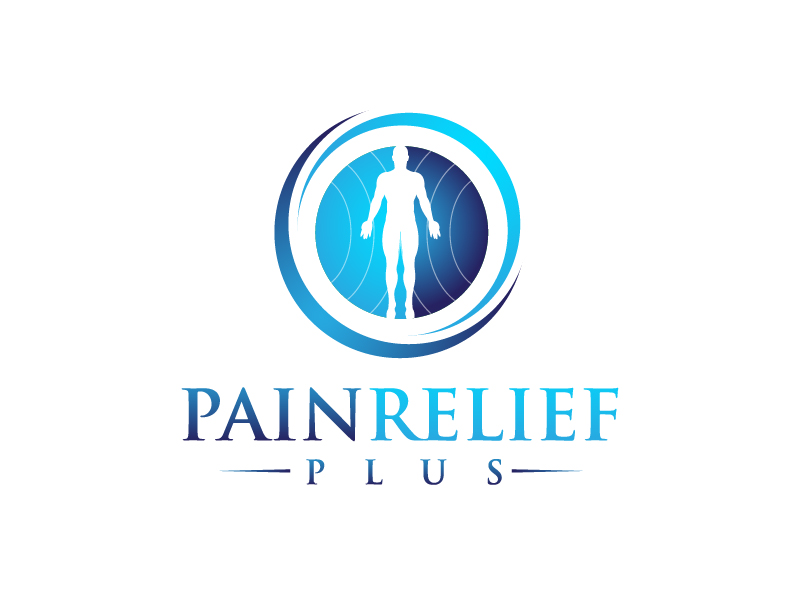 Pain Relief Plus logo design by usef44