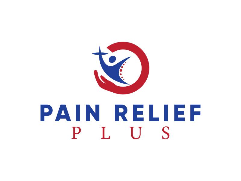 Pain Relief Plus logo design by Shailesh