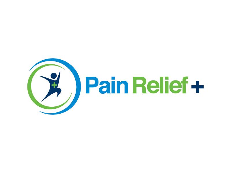 Pain Relief Plus logo design by Erasedink