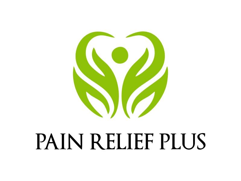 Pain Relief Plus logo design by JessicaLopes
