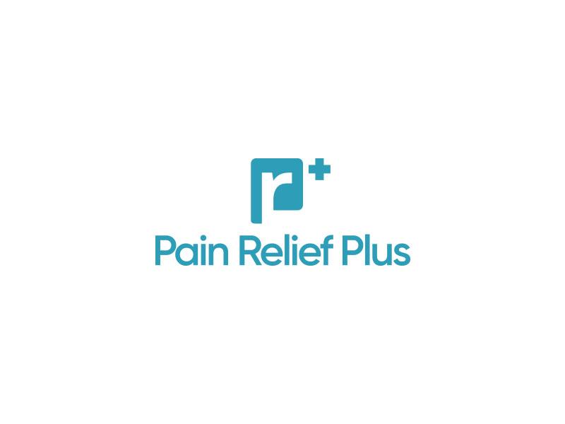 Pain Relief Plus logo design by keylogo