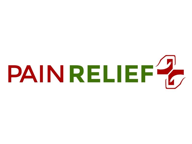 Pain Relief Plus logo design by rgb1