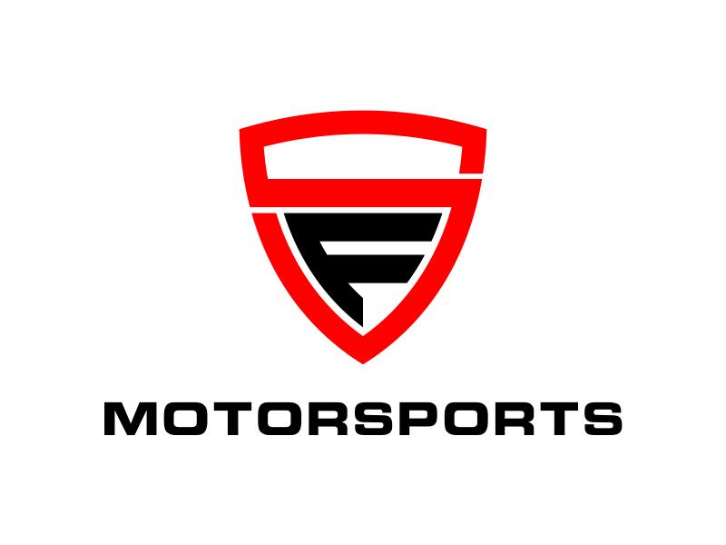 SF Motorsports logo design by kopipanas