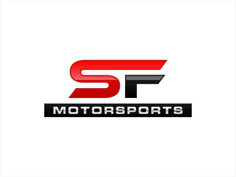 SF Motorsports logo design by lexipej