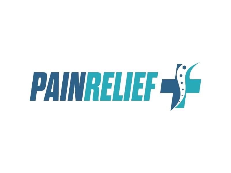 Pain Relief Plus logo design by ekitessar