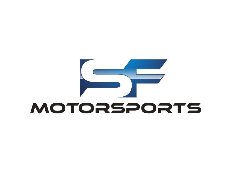 SF Motorsports logo design by RatuCempaka