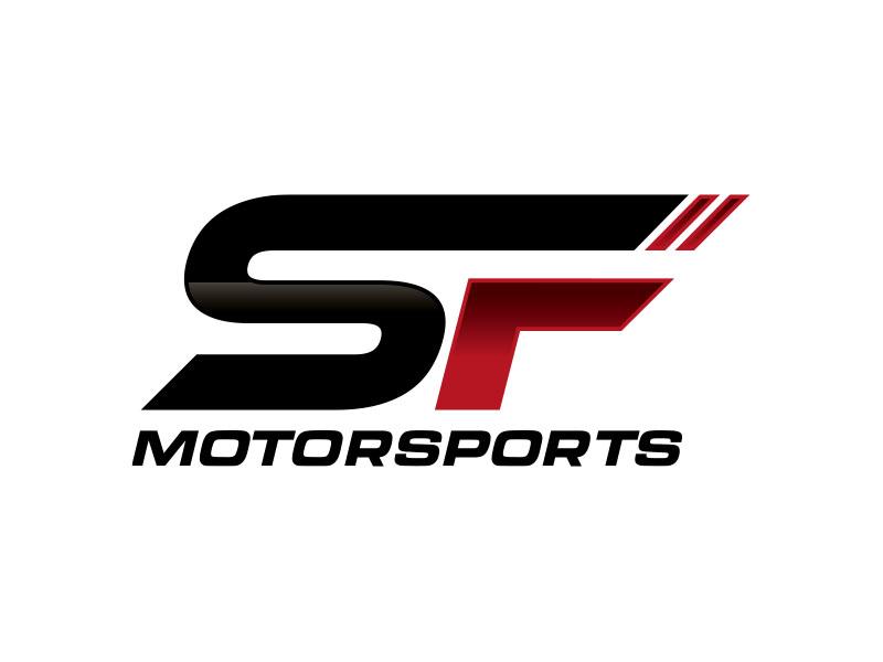 SF Motorsports logo design by bluespix