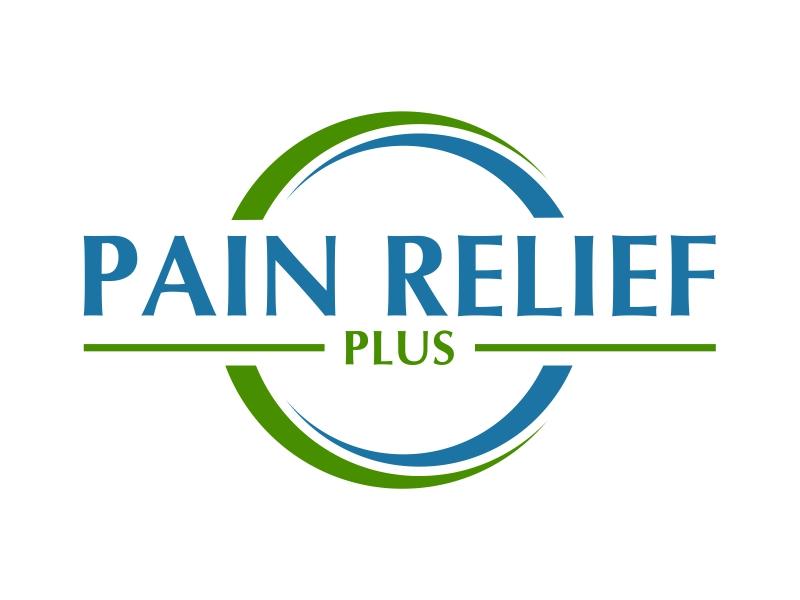 Pain Relief Plus logo design by cintoko