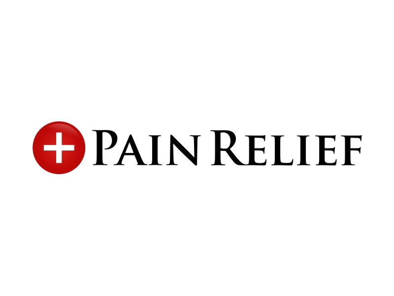 Pain Relief Plus logo design by sheila valencia