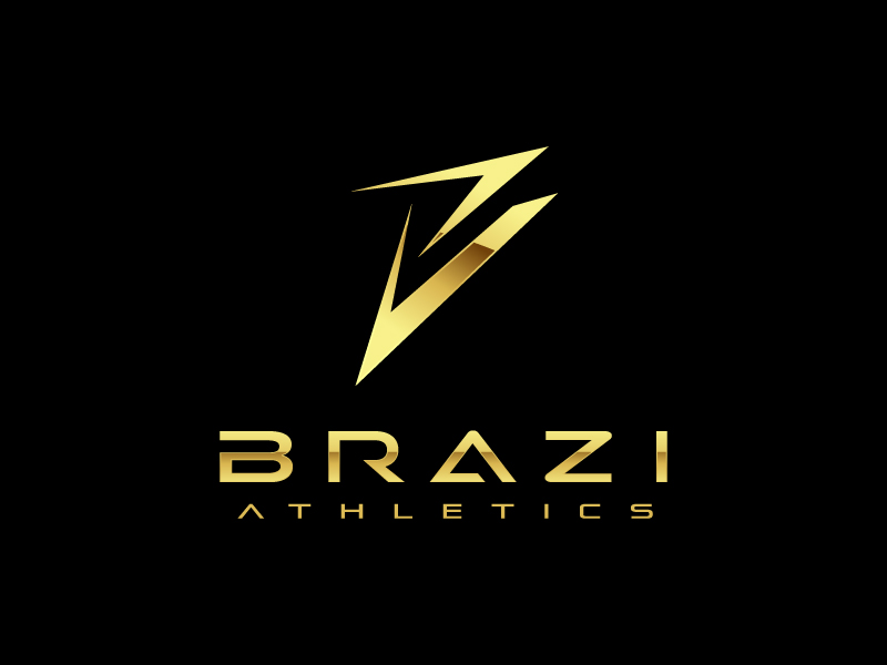 Brazi Athletics logo design by sanworks