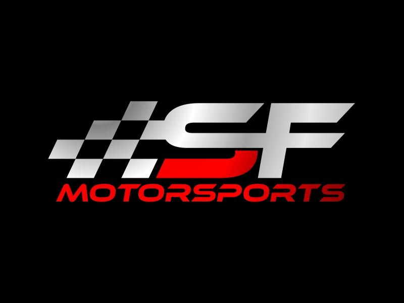 SF Motorsports logo design by Purwoko21