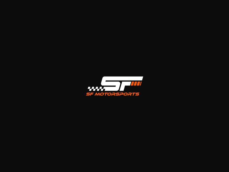 SF Motorsports logo design by Goutam Sarkar