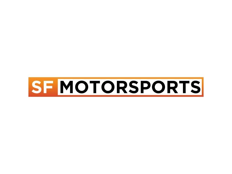 SF Motorsports logo design by luckyprasetyo