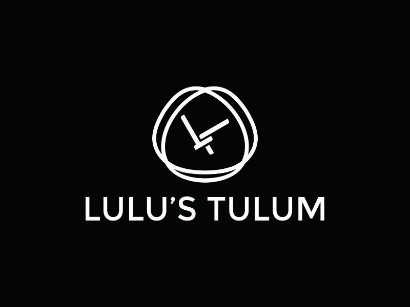 Lulu's Tulum logo design by azizah