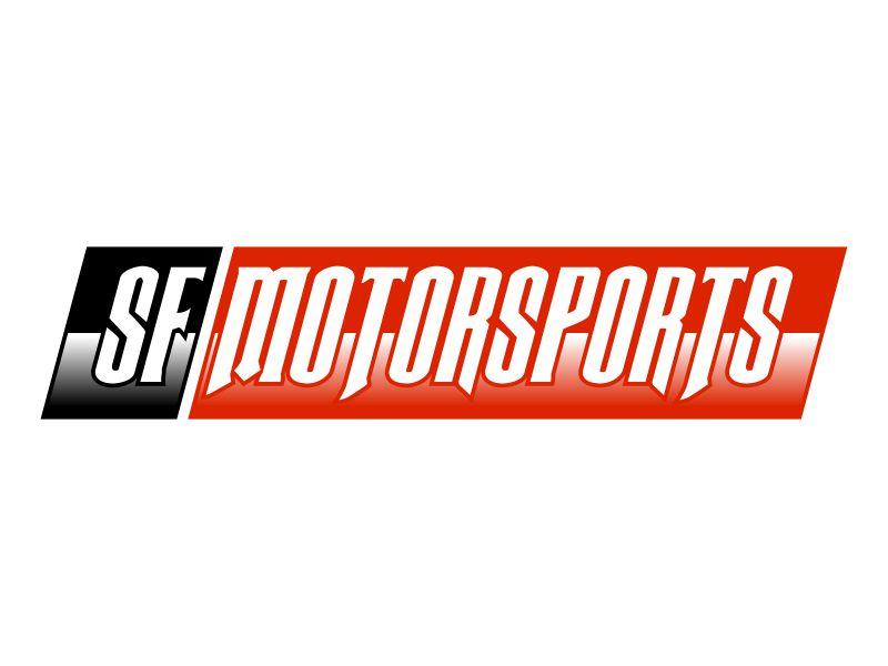 SF Motorsports logo design by savana