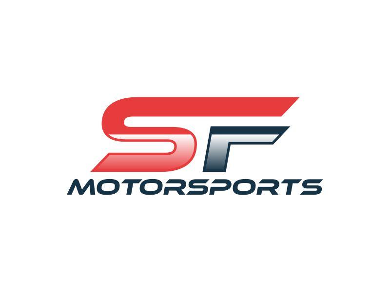 SF Motorsports logo design by Gedibal