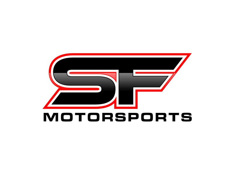SF Motorsports logo design by alby