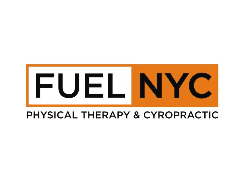 Fuel Physical Therapy & Chiropractic or Fuel NYC Logo Design
