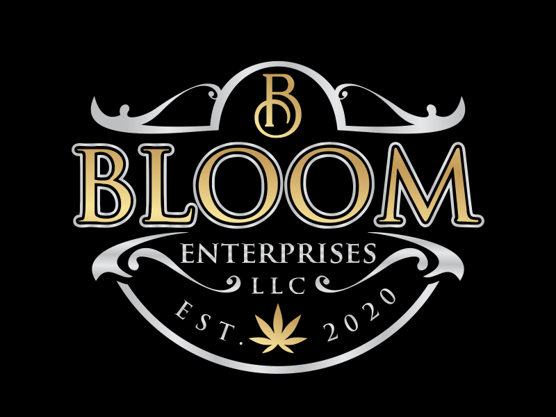 Bloom Enterprises LLC Logo Design