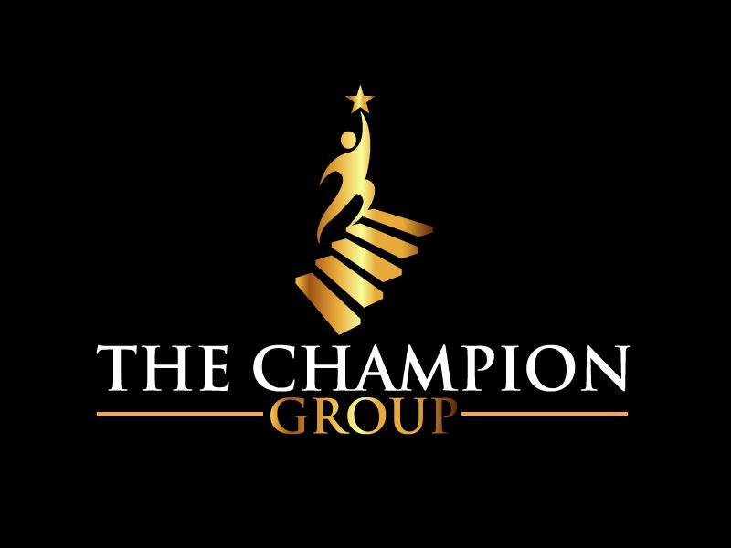 The Champion Group logo design by ElonStark