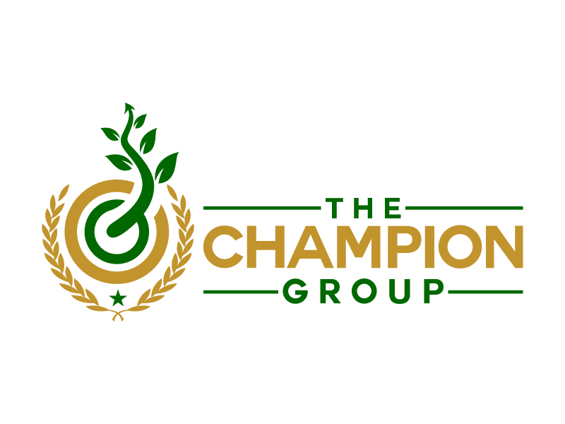 The Champion Group logo design by dasigns