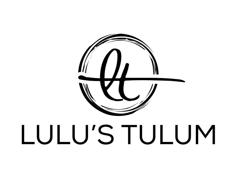 Lulu's Tulum logo design by cintoko