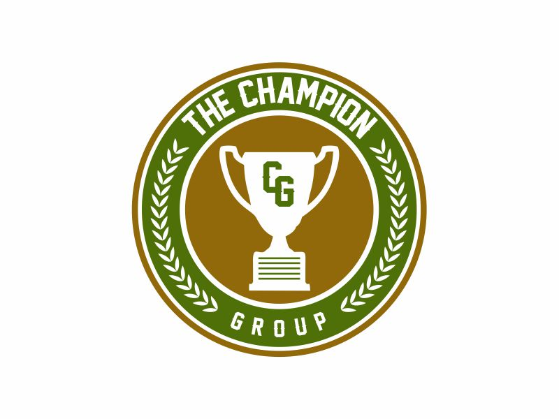 The Champion Group logo design by Girly