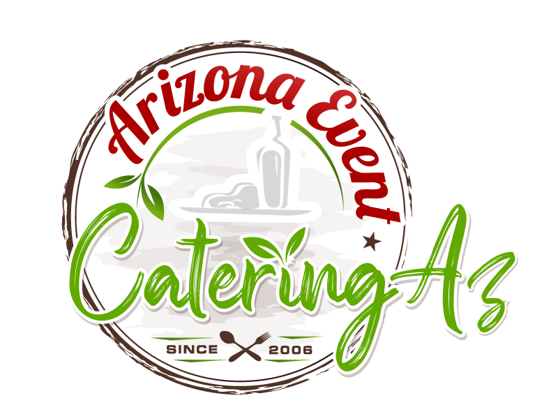 Arizona Event Catering logo design by LucidSketch