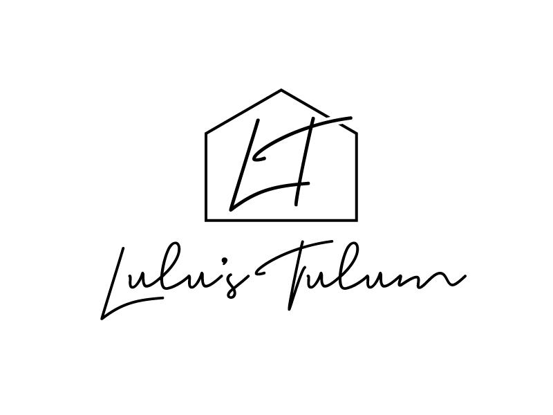 Lulu's Tulum logo design by jaize