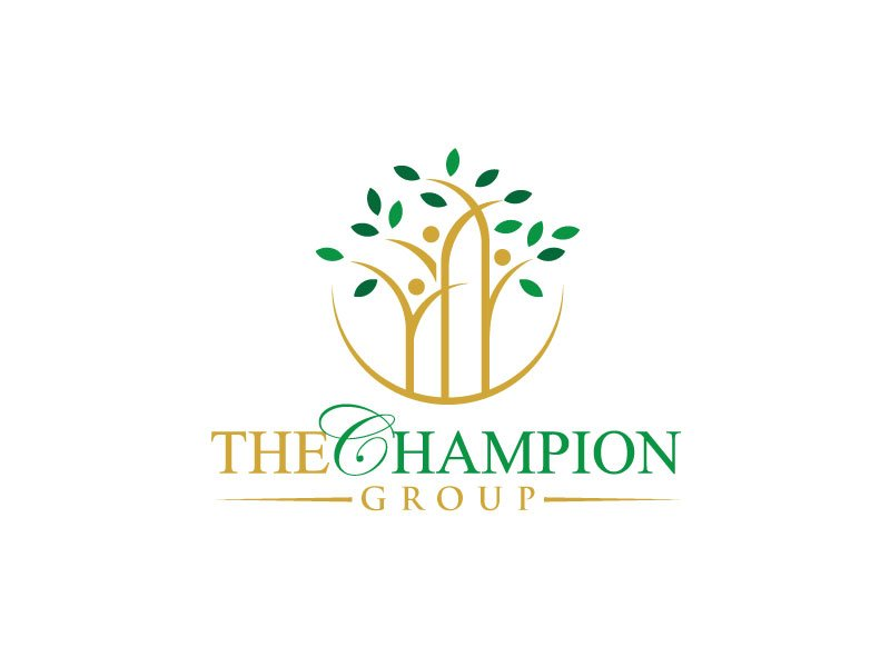 The Champion Group logo design by invento