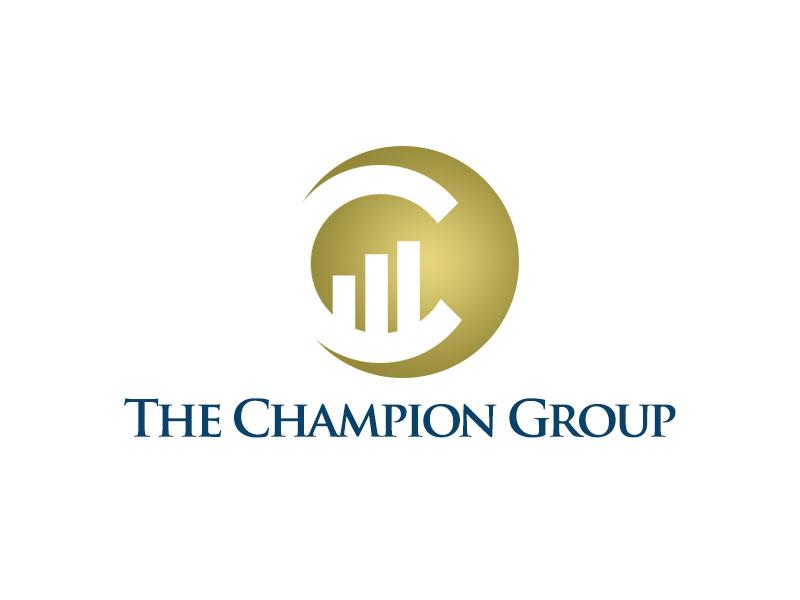 The Champion Group logo design by kunejo
