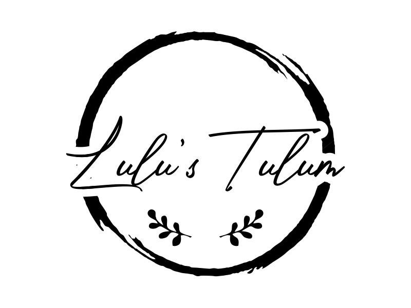 Lulu's Tulum logo design by JessicaLopes